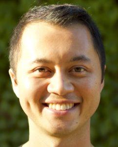Dr. Casey Wong Headshot
